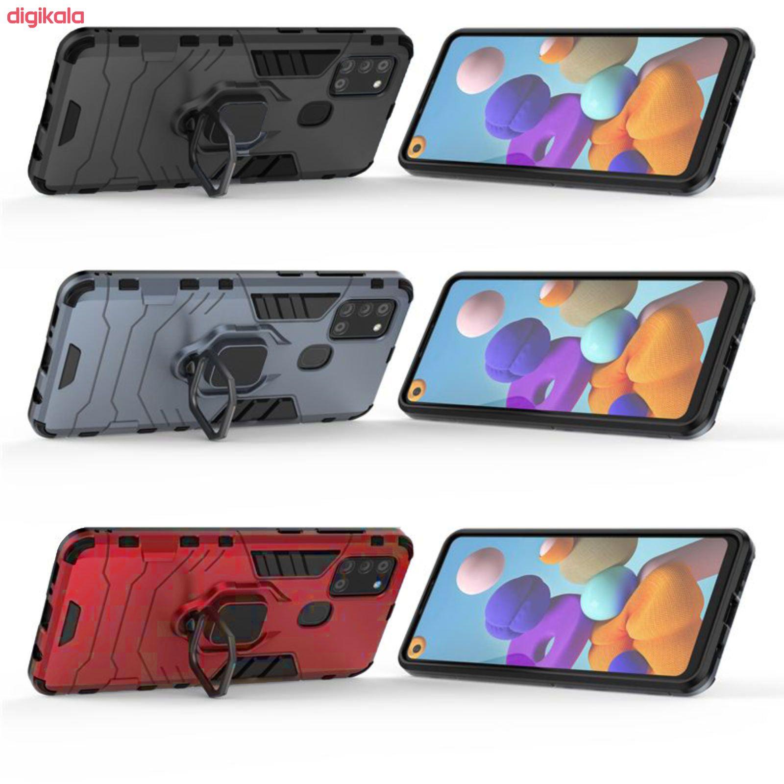 کاور مدل DEF02 مناسب برای گوشی موبایل سامسونگ Galaxy A21s main 1 7
