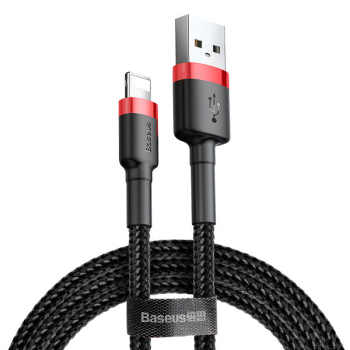 کابل تبدیل USB به لایتنینگ باسئوس مدل CALKF-CG1 طول 2 متر