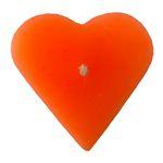 شمع مدل بلک لایت قلبی کد 1001