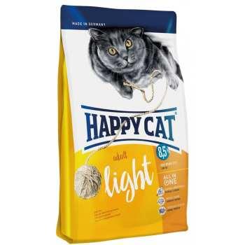 غذای خشک گربه هپی کت مدل Light وزن ۴ کیلوگرم