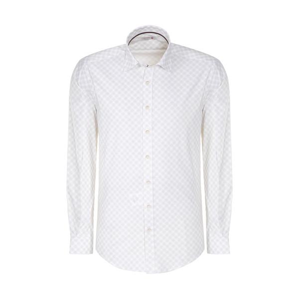 پیراهن آستین بلند مردانه ال سی من مدل 02181061-229