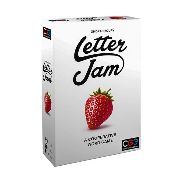 بازی فکری سی جی ای مدل Letter Jam