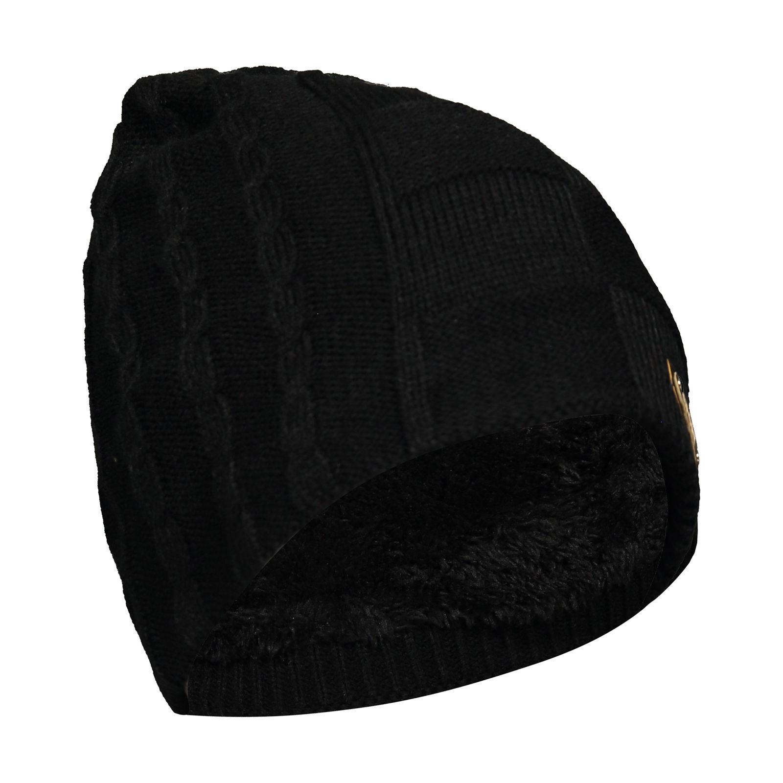 کلاه بافتنی مردانه کد 222 -  - 2