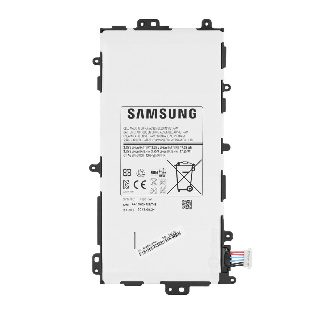 باتری تبلت مدل SP3770E1H ظرفیت 4600 میلی آمپر ساعت مناسب برای تبلت سامسونگ Galaxy Note 8.0 inch