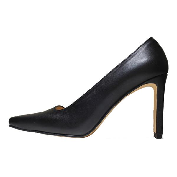 کفش زنانه چرم آرا مدل sh059 کد me