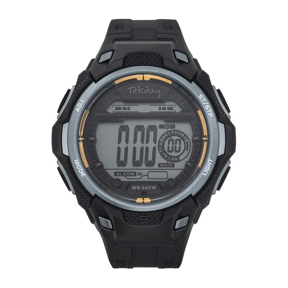 ساعت مچی دیجیتال مردانه تِک دی مدل 655952