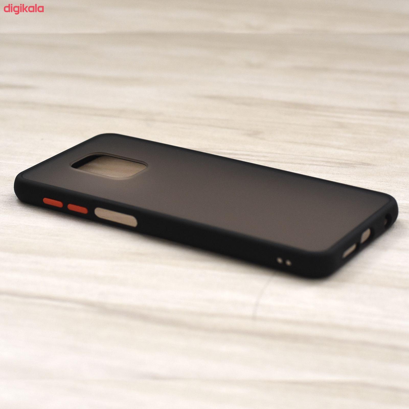 کاور مدل Slico01 مناسب برای گوشی موبایل شیائومی Redmi Note 9S / 9 Pro main 1 13