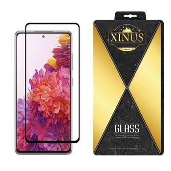 محافظ صفحه نمایش سرامیکی ژینوس مدل CRX مناسب برای گوشی موبایل سامسونگ Galaxy S20 FE