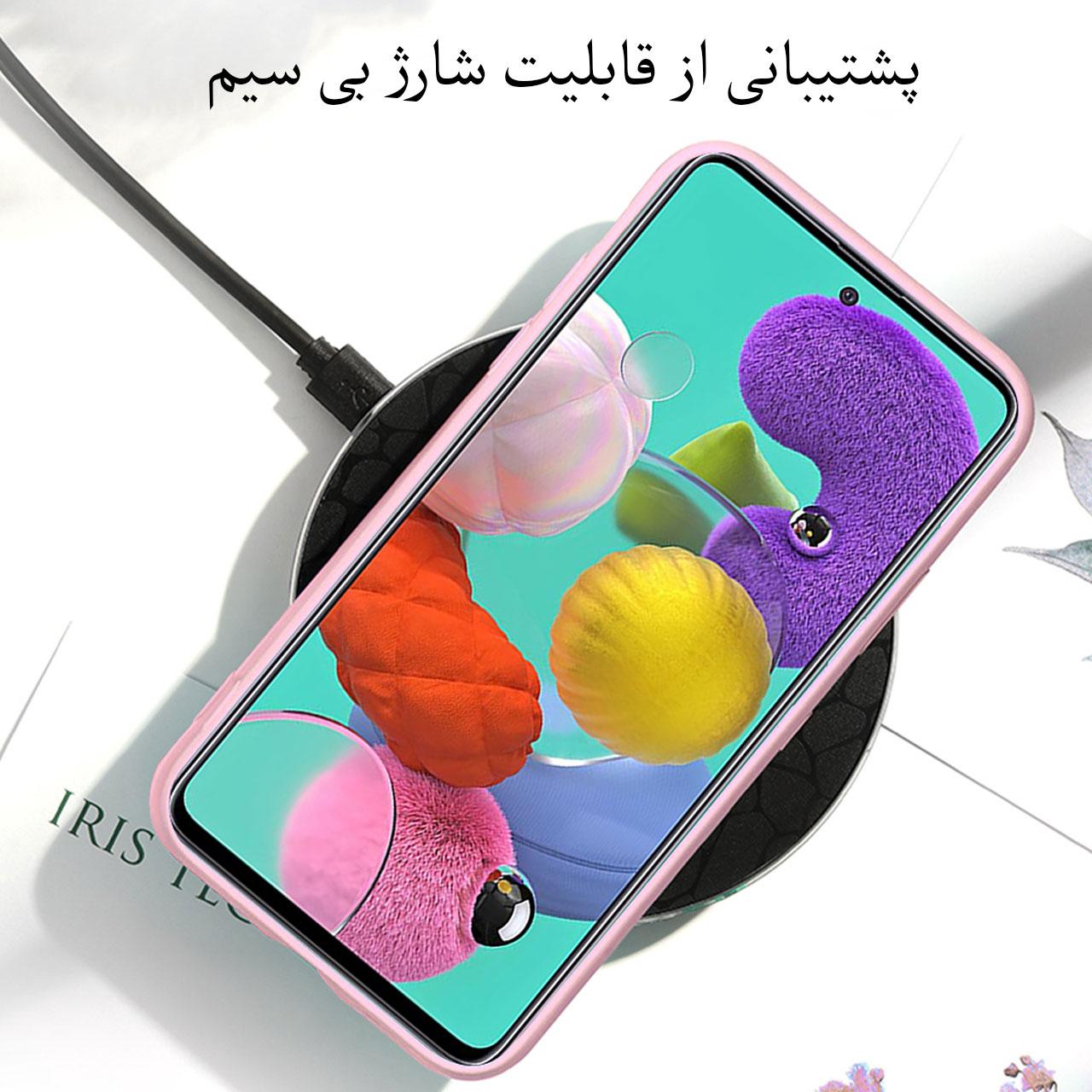 کاور مدل SLCN مناسب برای گوشی موبایل سامسونگ Galaxy A71 main 1 10