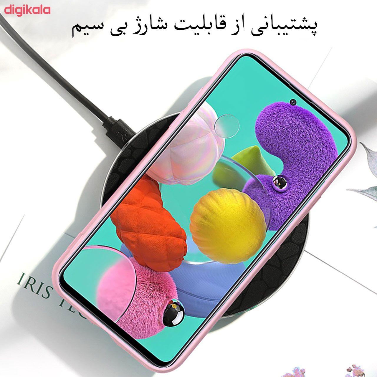 کاور مدل SLCN مناسب برای گوشی موبایل سامسونگ Galaxy A51 main 1 10