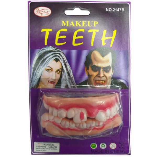 ابزار شوخی مدل دندان دراکولا