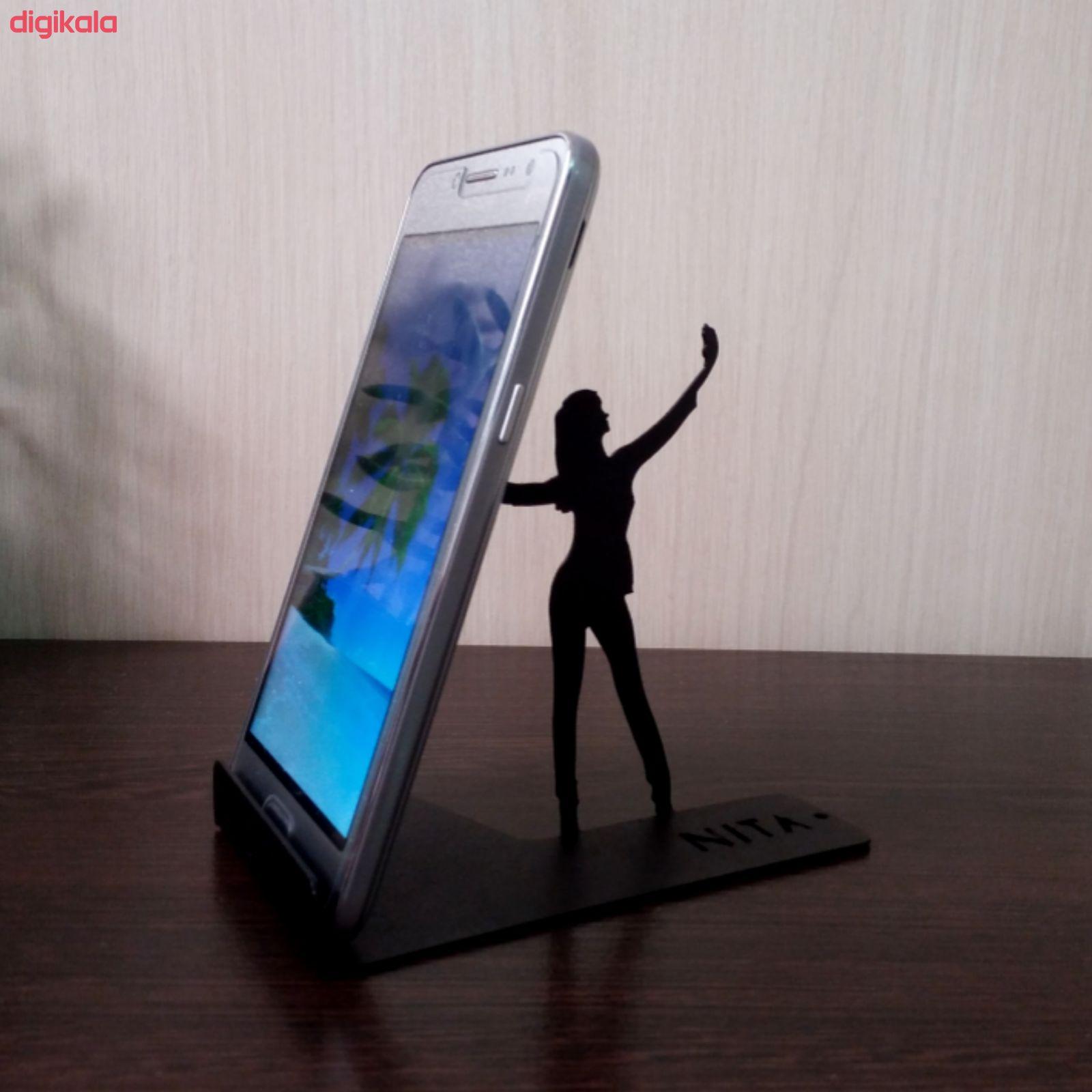 پایه نگهدارنده گوشی موبایل نیتا کد 206-1 main 1 1