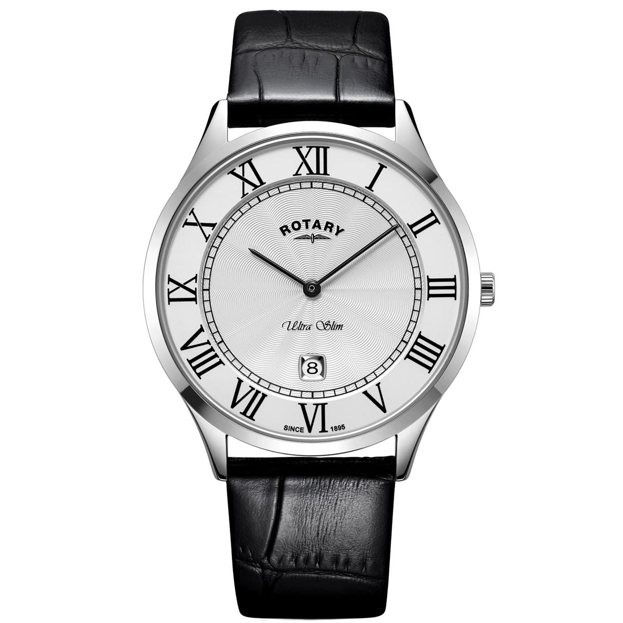 ساعت مچی عقربهای مردانه روتاری مدل GS08400-29