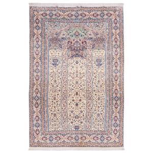 فرش دستبافت قدیمی هفت متری سی پرشیا کد 174465