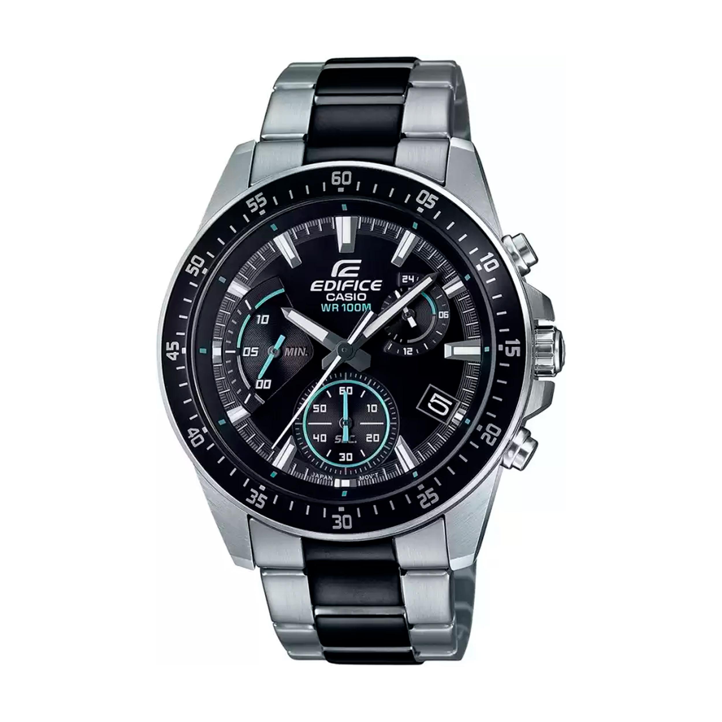 ساعت مچی عقربه ای مردانه کاسیو مدل EFV-540SBK-1AVUDF              خرید (⭐️⭐️⭐️)