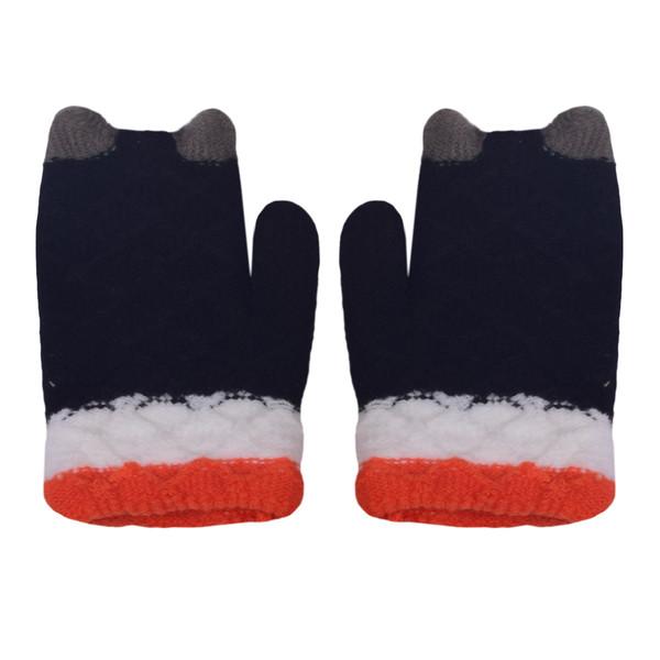 دستکش بافتنی بچگانه مدل ND2-5