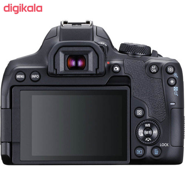 دوربین دیجیتال کانن مدل EOS 850D به همراه لنز 55-18 میلی متر IS STM main 1 4