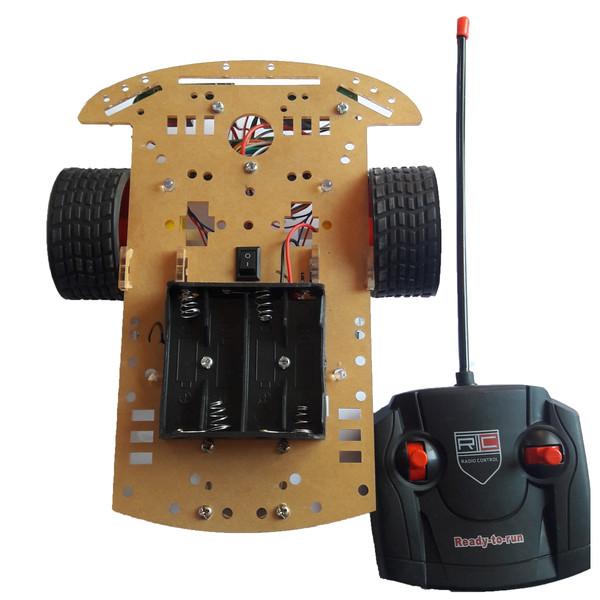 کیت ربات کنترلی مهندسیکا مدل 2W-Robot