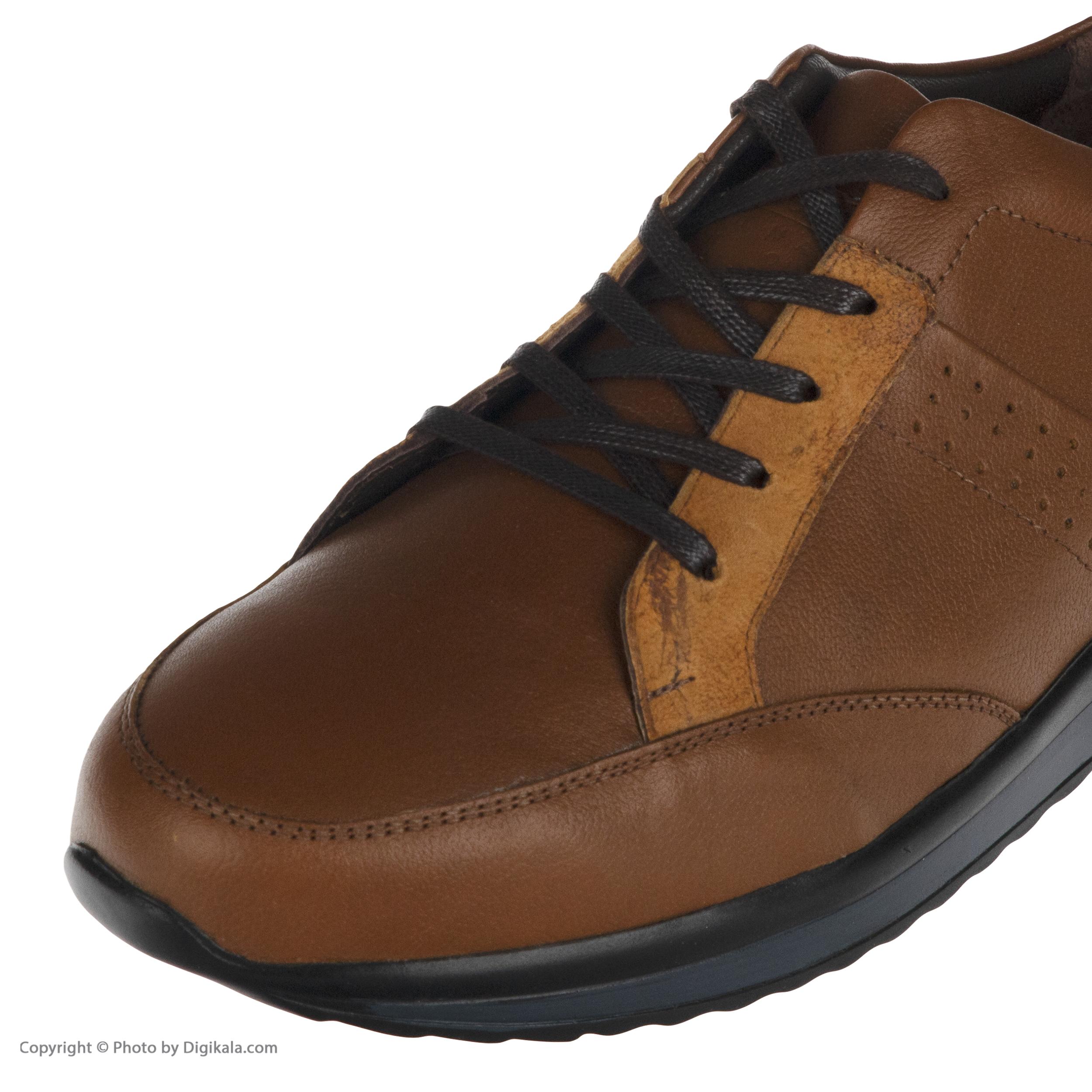 کفش روزمره مردانه بلوط مدل 7298A503136 -  - 8