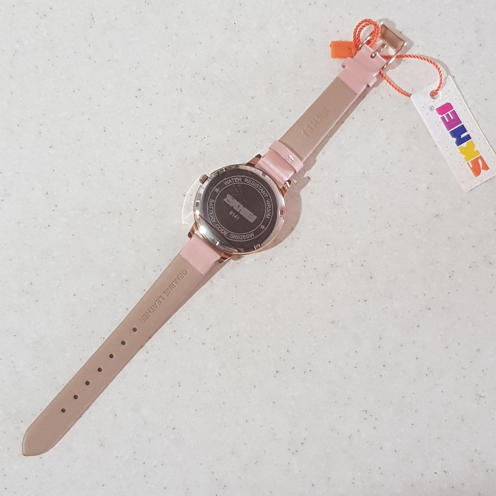 ساعت مچی عقربه ای زنانه اسکمی مدل 41-91 کد 05 -  - 6