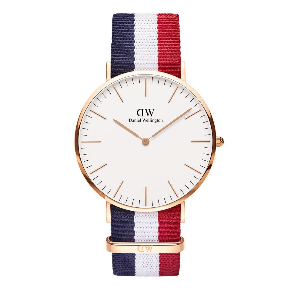 ساعت مچی عقربه ای مردانه دنیل ولینگتون کد DW0043              خرید (⭐️⭐️⭐️)