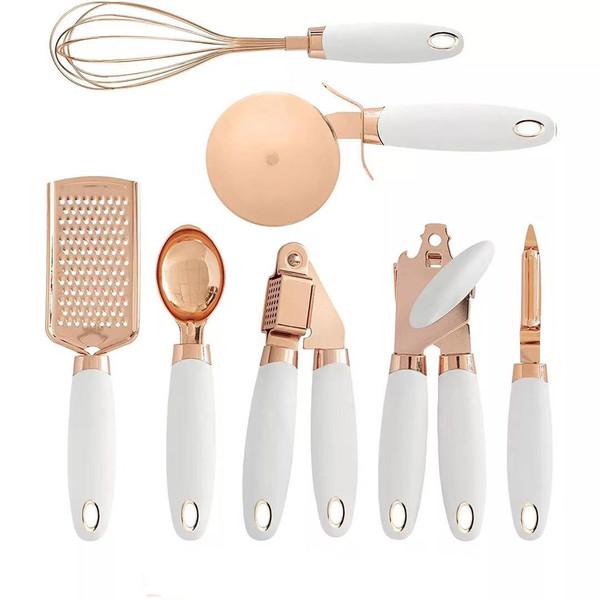 سرویس 7 پارچه ابزار آشپزخانه مدل K7