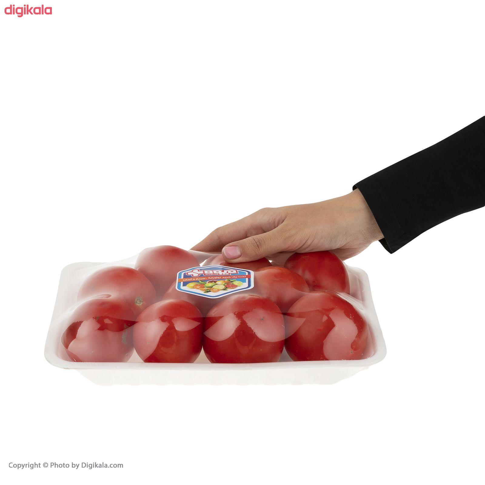 گوجه فرنگی بوته ای میوه پلاس - 1 کیلوگرم main 1 5