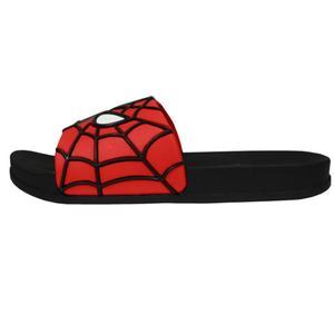 دمپایی پسرانه مدل مرد عنکبوتی کد 005