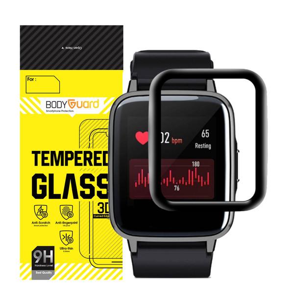 محافظ صفحه نمایش بادیگارد مدل HY01 مناسب برای ساعت هوشمند هایلو LS01