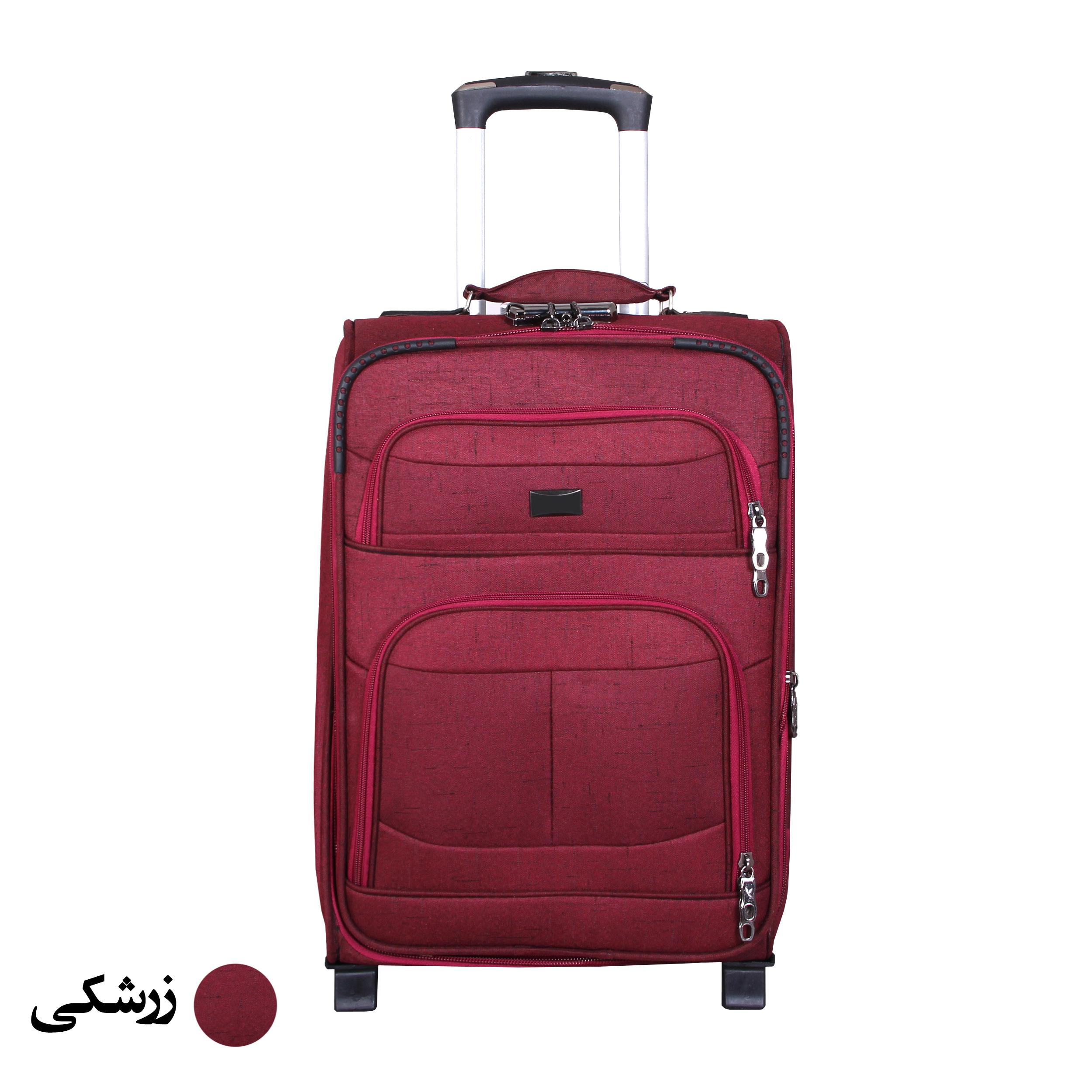 مجموعه سه عددی چمدان کد 2301A main 1 1