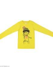 تی شرت دخترانه سون پون مدل 1391355-19 -  - 2