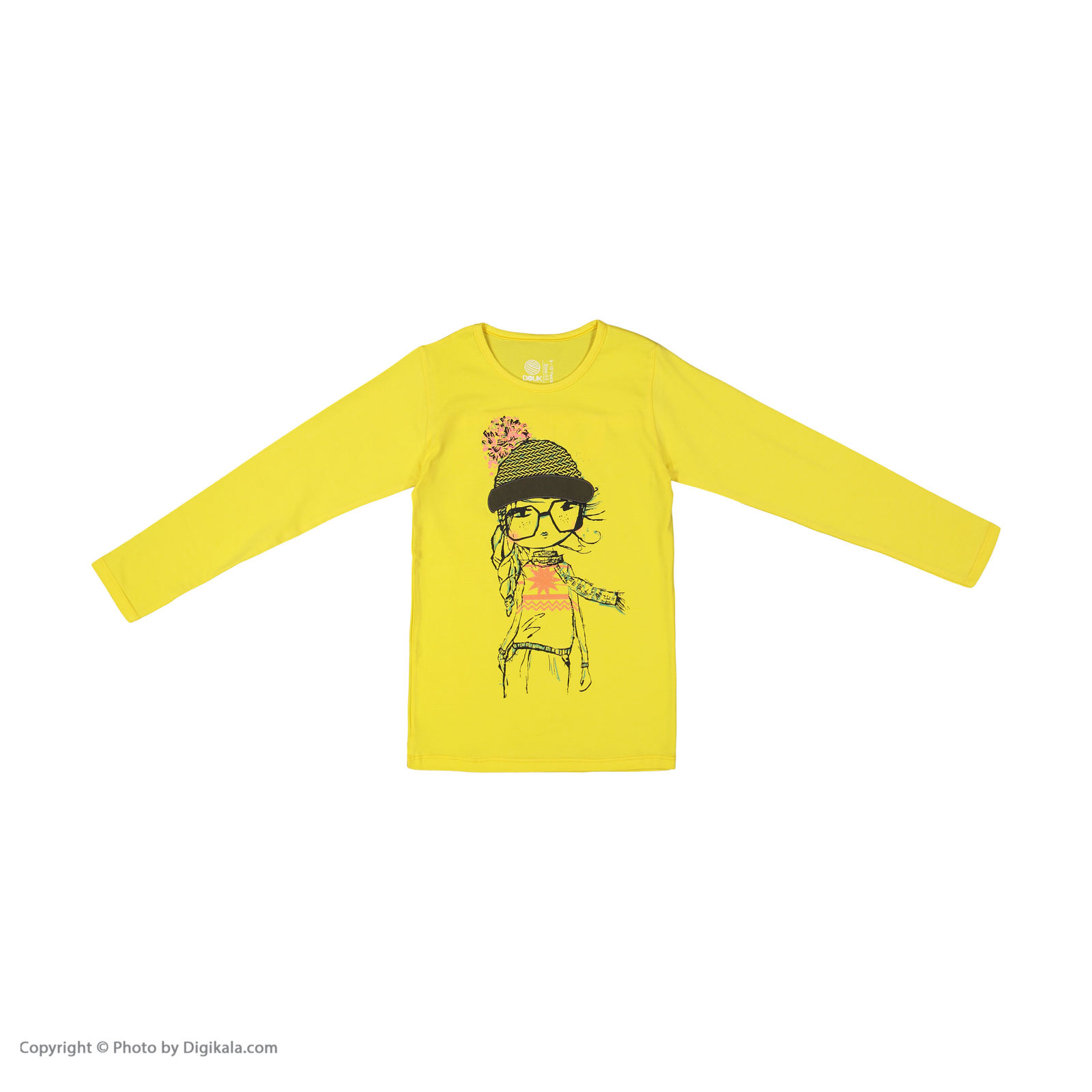 تی شرت دخترانه سون پون مدل 1391355-19 -  - 3