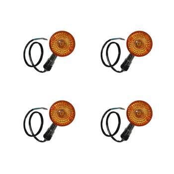چراغ راهنما موتور سیکلت مدل SZ1000 مناسب برای سوزوکی 1000 بسته 4 عددی