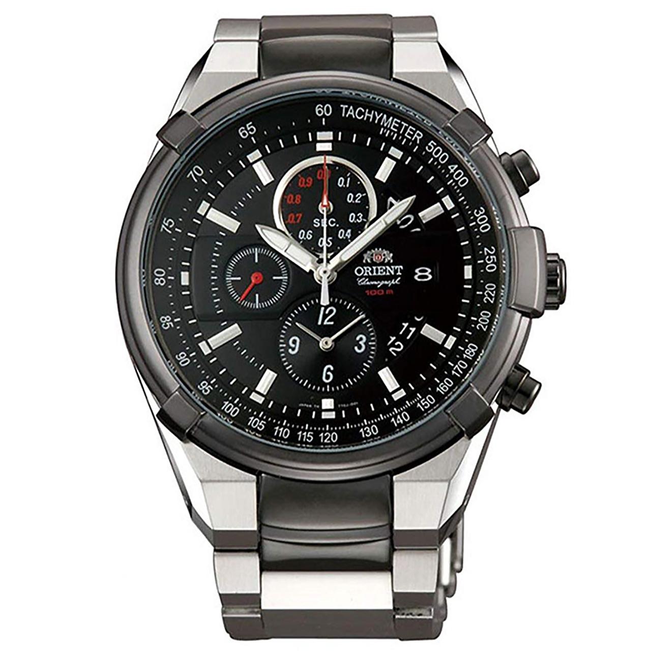 ساعت مچی عقربهای مردانه اورینت مدل STT0J002B0