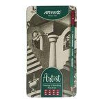 مداد طراحی آریا مدل Artist کد 004-3075 مجموعه 12 عددی