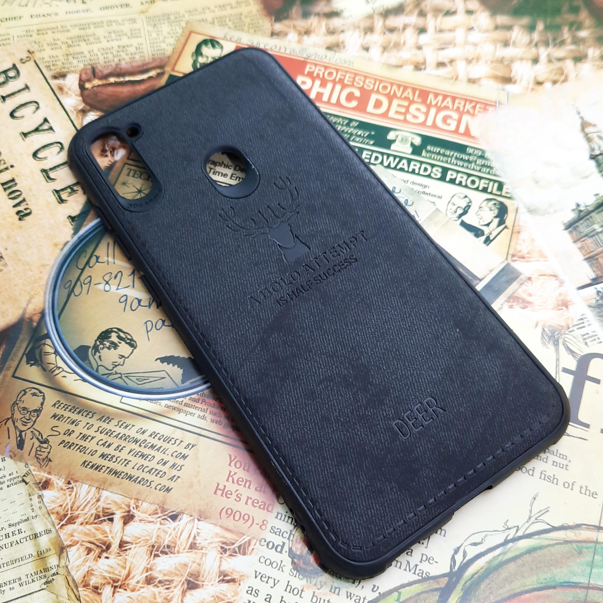 کاور مدل CO505 طرح گوزن مناسب برای گوشی موبایل سامسونگ Galaxy A11