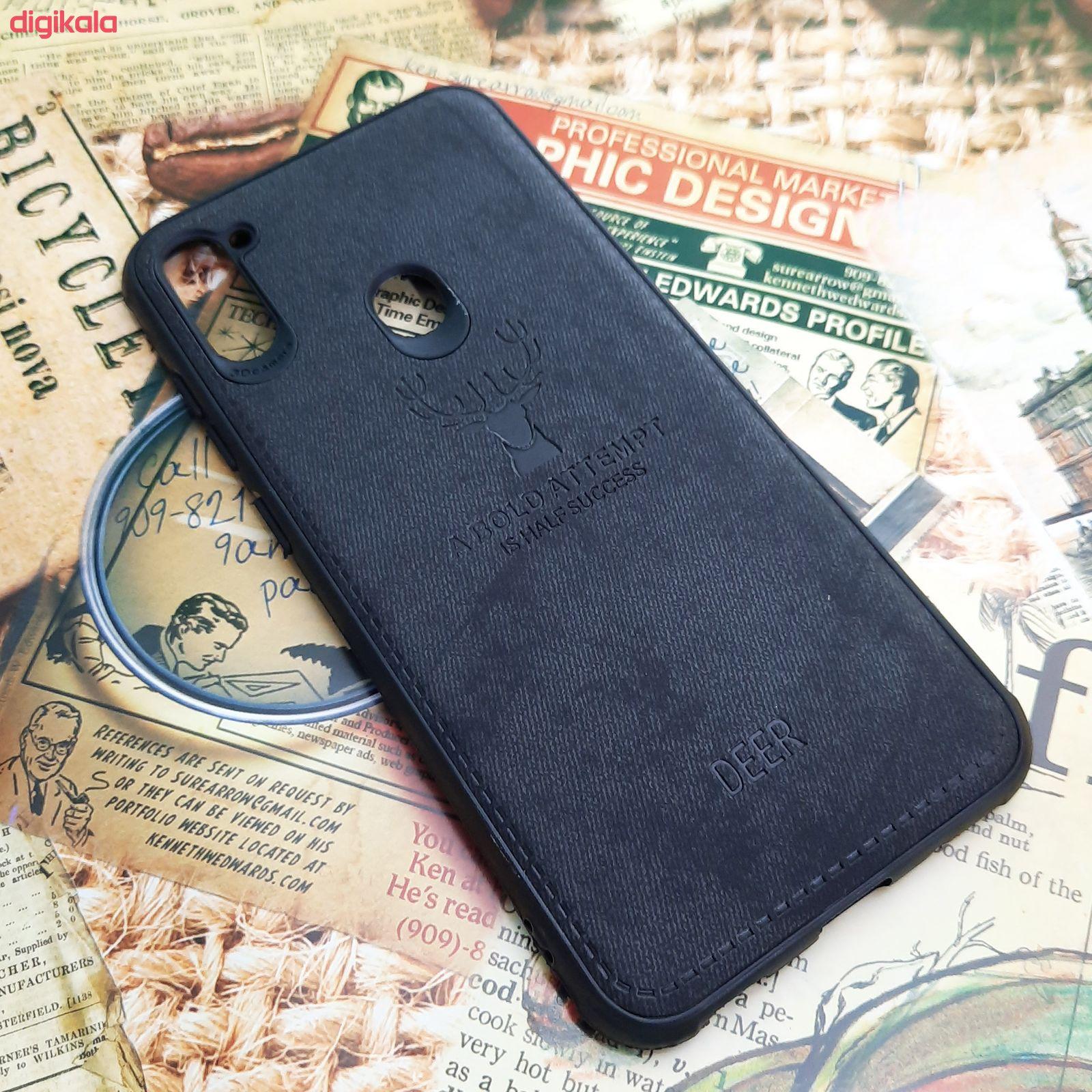 کاور مدل CO505 طرح گوزن مناسب برای گوشی موبایل سامسونگ Galaxy A11 main 1 3