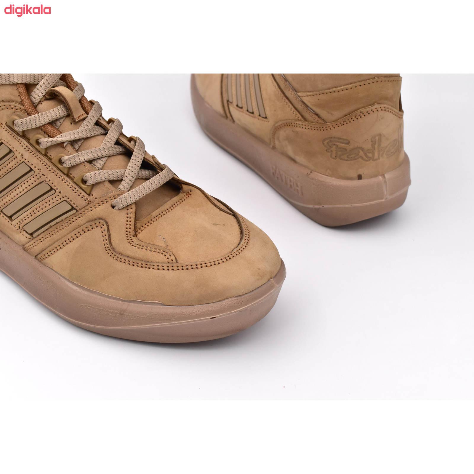 کفش طبیعت گردی مردانه فاتح مدل سنتر کد 8296 main 1 8