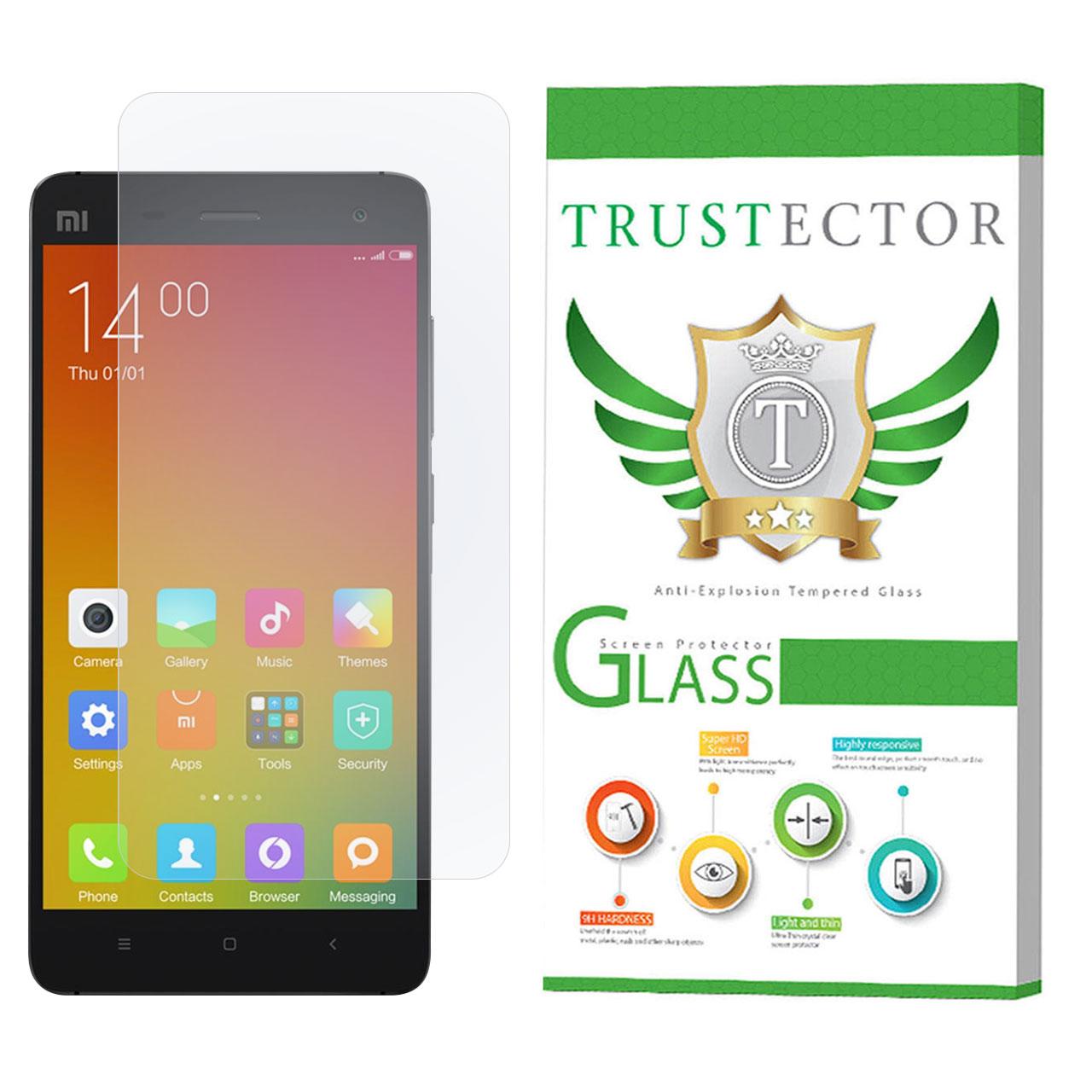 محافظ صفحه نمایش تراستکتور مدل GLS مناسب برای گوشی موبایل شیائومی Mi 4