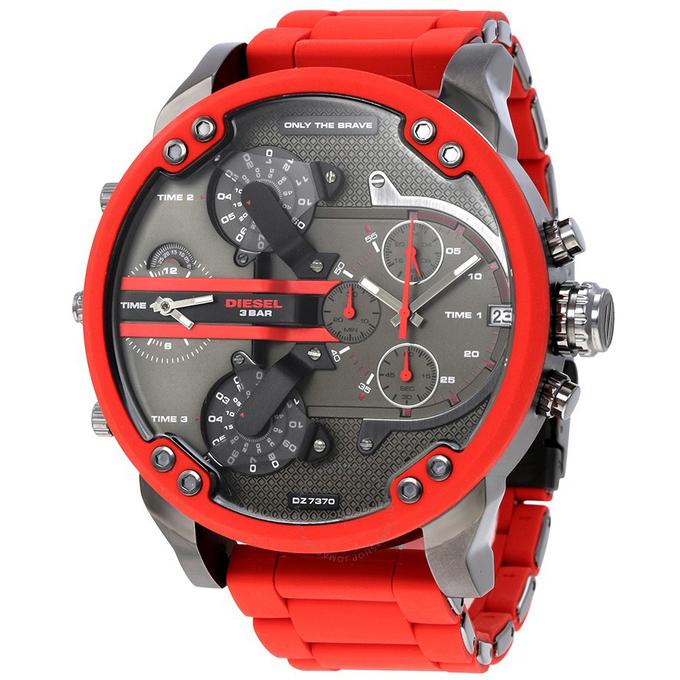 قیمت و خرید                      ساعت مچی عقربهای مردانه دیزل مدل DZ7370