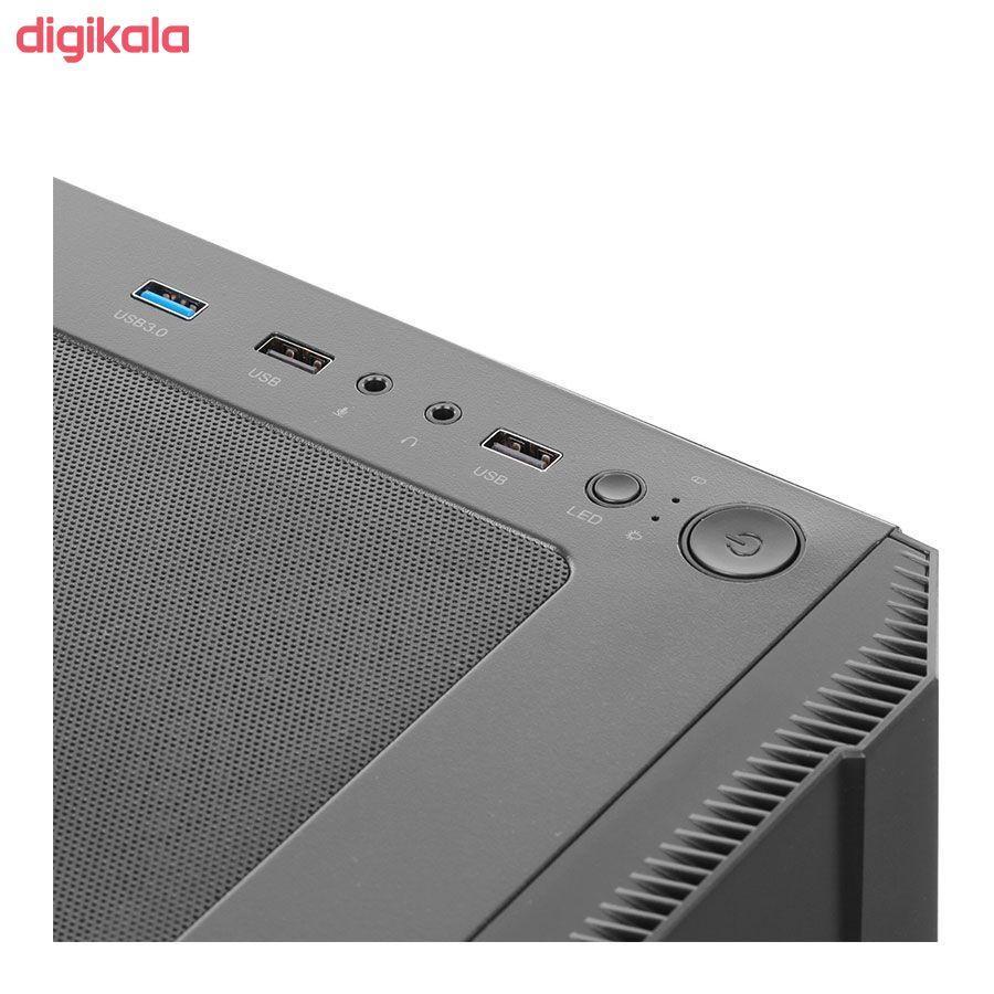کیس کامپیوتر گرین مدل Aria main 1 2