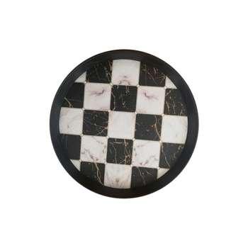 سینی مدل شطرنجی