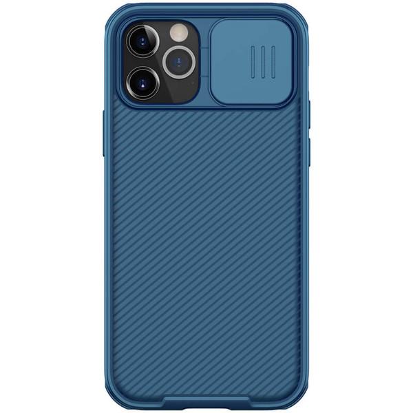 کاور نیلکین مدل CAMSHIELD-PRO-12PRMX مناسب برای گوشی موبایل اپل IPHONE 12 PRO MAX