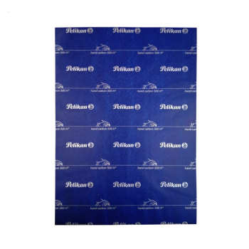 کاغذ کاربن پلیکان مدل 500H سایز A4 بسته 10 عددی
