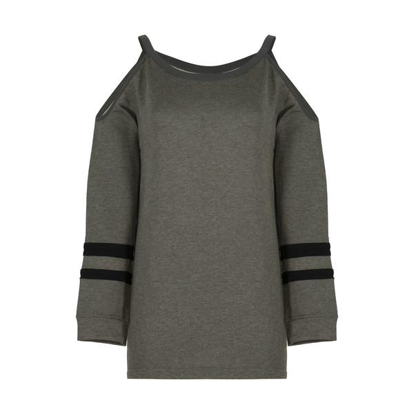 تی شرت ورزشی زنانه مل اند موژ مدل KT157-605