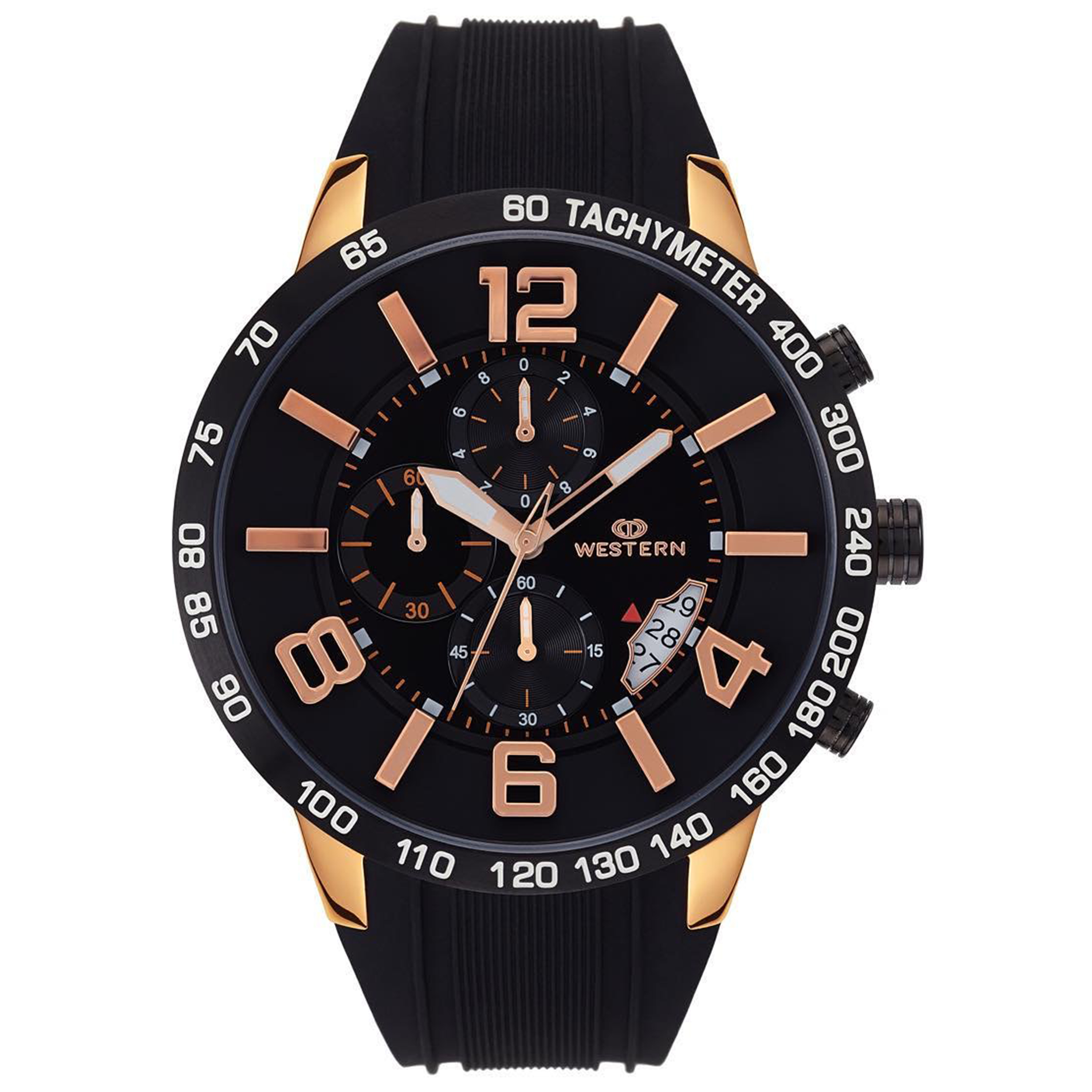 ساعت مچی  مردانه وسترن مدل W8763              اصل