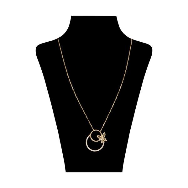 گردنبند طلا 18 عیار زنانه مایا ماهک مدل MM1298