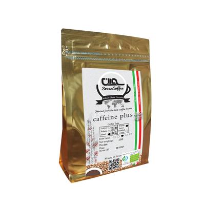 دانه قهوه کافئین پلاس سورن - 200 گرم