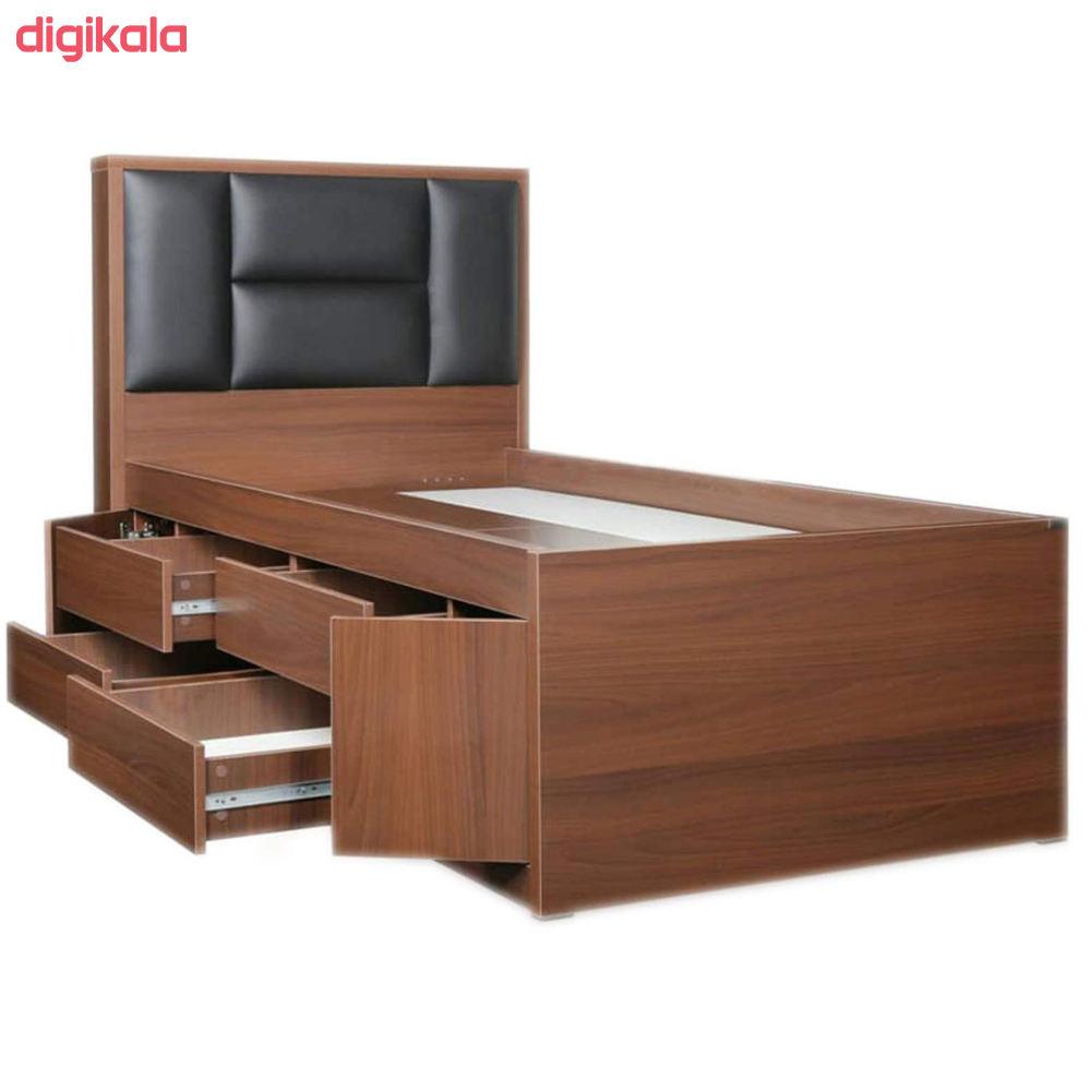 تخت خواب  یک نفره مدل 4065 سایز 200 × 120 سانتی متر main 1 1