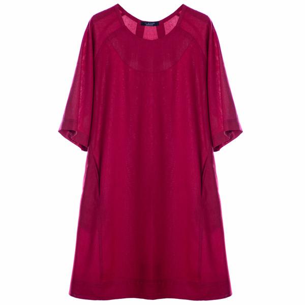 پیراهن زنانه کلوتو مدل TUSCAN drs.rouge